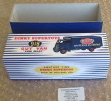 Dinky #918 Guy Van 'Ever Ready' - Reproduction Box